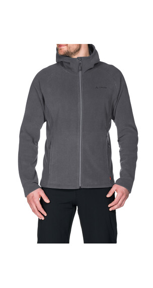 VAUDE Lasta Hoody Jacket Men grey-melange
